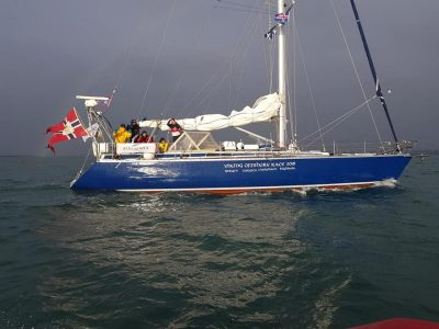 Viking Offshore Race í höfn
