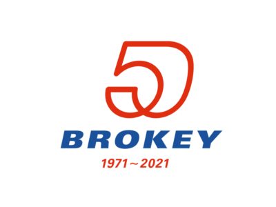 Brokey 50 ára 7. febrúar 2021